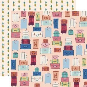 Liebe Papier - Let's Travel - Places to go