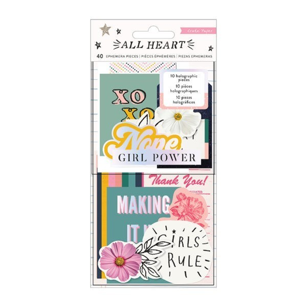 All Heart - Washi Tape Holographic