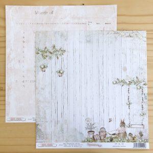 Liebe Papier - Dreamland - Madeirinha Pra Sempre