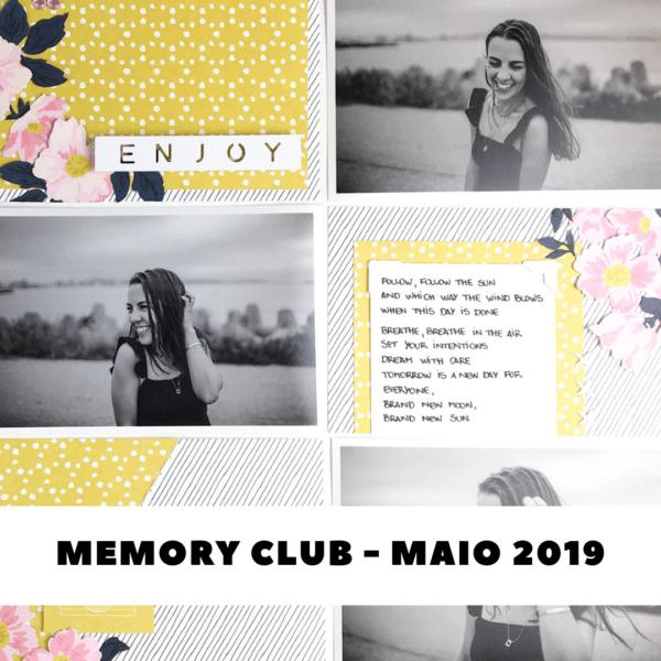 Curso Online - Memory Club 04 - Sunny Days