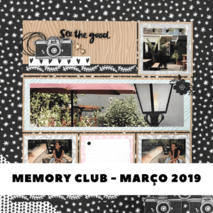 Liebe Papier - Curso Online - Memory Club 02 - Shine On