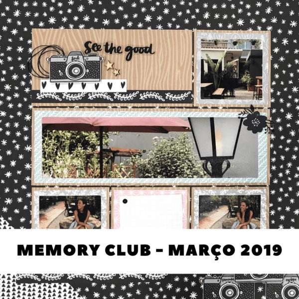 Curso Online - Memory Club 02 - Shine On