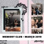 Liebe Papier - Curso Online - Memory Club 02 - Shine On