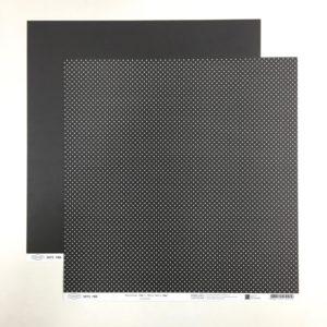 Liebe Papier - Dots - Bolinhas P&b