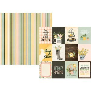 Liebe Papier - Spring Farmhouse - Bow Clips