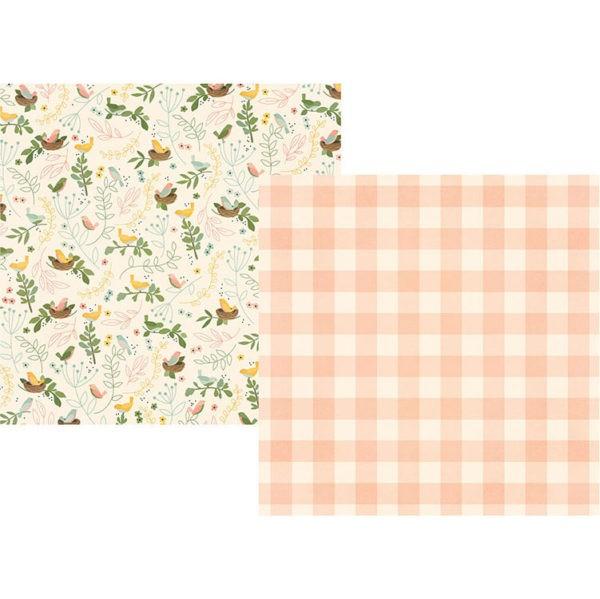 Spring Farmhouse - Bow Clips