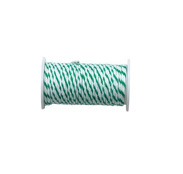Liebe Papier - Happy Jig - Green  Twine