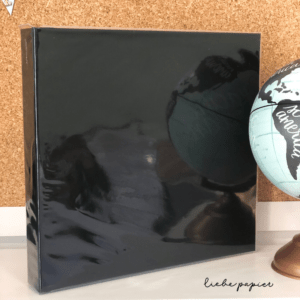 Liebe Papier - Album Fichario - 30 x 30 cm - Paperchase