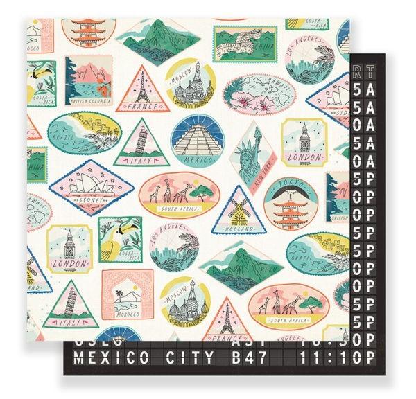 Here + There - Passport
