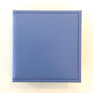 Liebe Papier - Mini Álbum 13x14cm - Azul MÉdio
