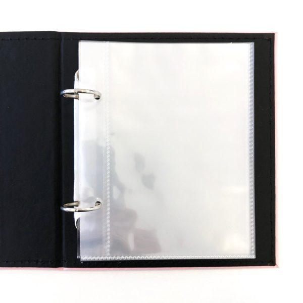 Album 18 x 16 cm - Rosa Claro