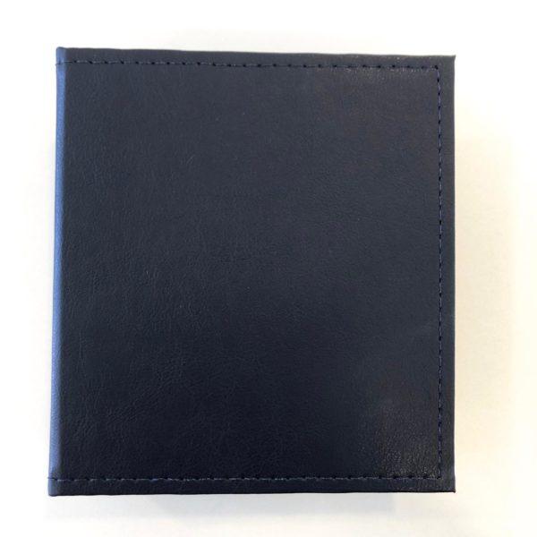Liebe Papier - Álbum 18 x 16 cm - Azul Marinho