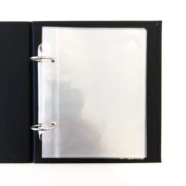 Álbum 18 x 16 cm - Azul Marinho