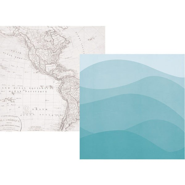 Simple Stories - Cruisin - 2x2 Elements