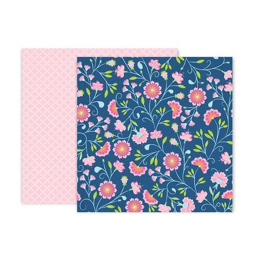 Pink Paislee - Horizon - Paper 22