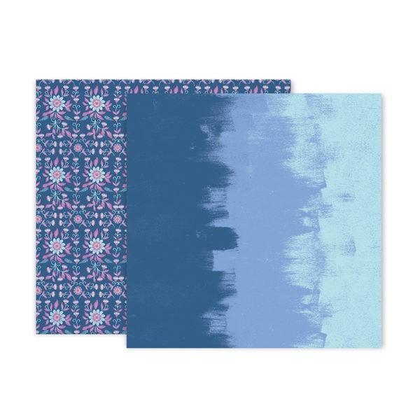 Pink Paislee - Horizon - Paper 6
