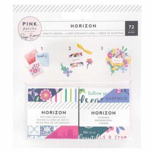 Liebe Papier - Horizon - Swatch Books