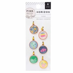 Liebe Papier - Horizon - Charms Rose Gold Metal