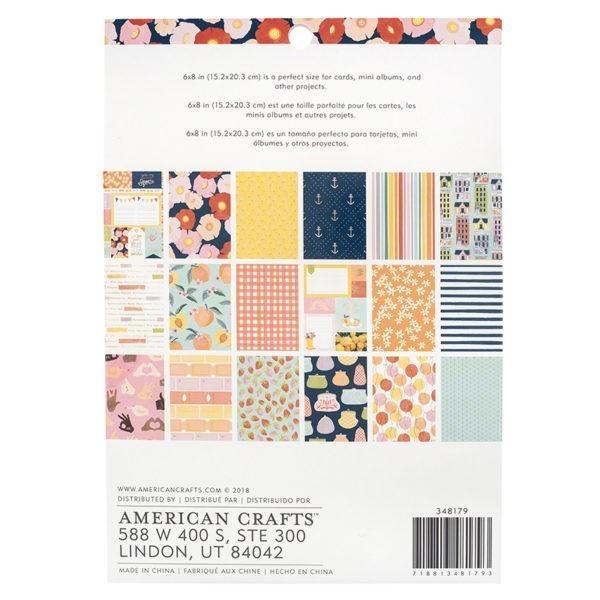 Dear Lizzy - It's All Good - Paper Pad 15x20cm