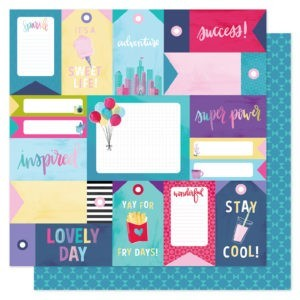 Liebe Papier - Sparkle City - Perfect Day