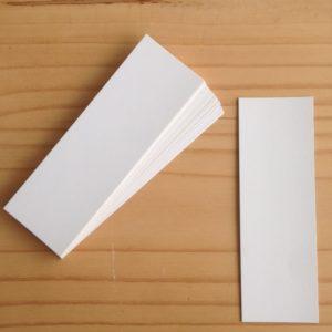 Liebe Papier - Triplex - 18 x 6 cm