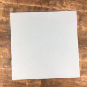 Liebe Papier - Refil Plástico Liso 30 x 30 cm