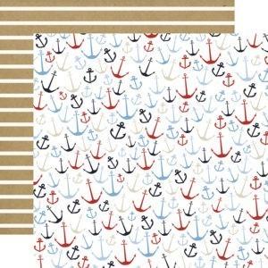 Liebe Papier - Deep Blue Sea - Bon Voyage