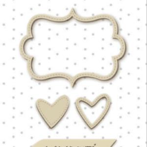 Liebe Papier - Abraco de Urso - Carimbo Pequeno Maquina de Escrever