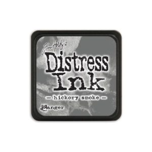Liebe Papier - Tim Holtz - Distress Mini Ink Pads Black Soot