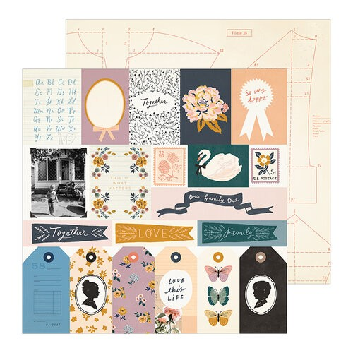 Liebe Papier - Recollection - Heritage - Maggie Holmes