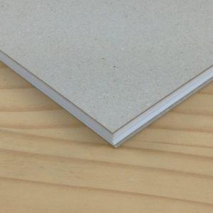 Liebe Papier - Liebe Papier - Miolo Branco 24 x 26 cm