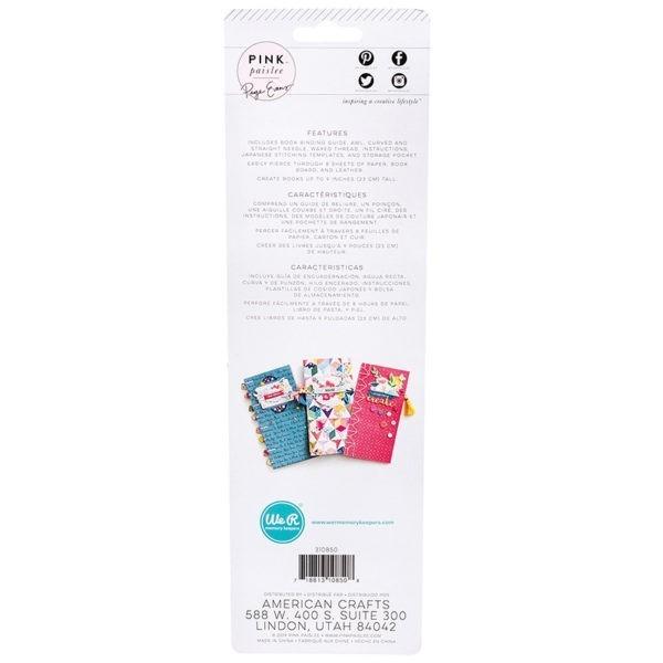 Liebe Papier - we r - Book Binding Guide