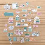 Liebe Papier - Kit Studio Baunilha - Hello Everyday