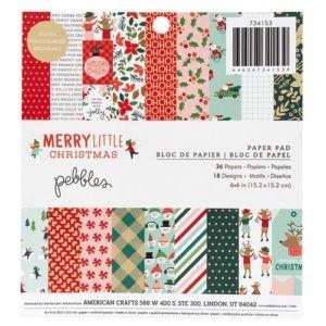 Liebe Papier - Merry Little Christmas - Holiday Cheer