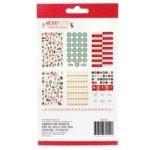 Liebe Papier - Merry Little Christmas -  Mini Sticker Book