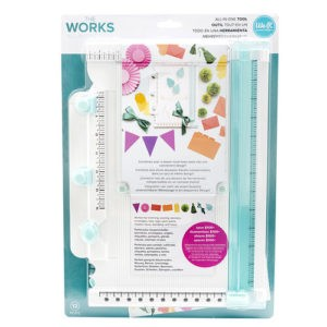 Liebe Papier - we r - The Works All in One Tool