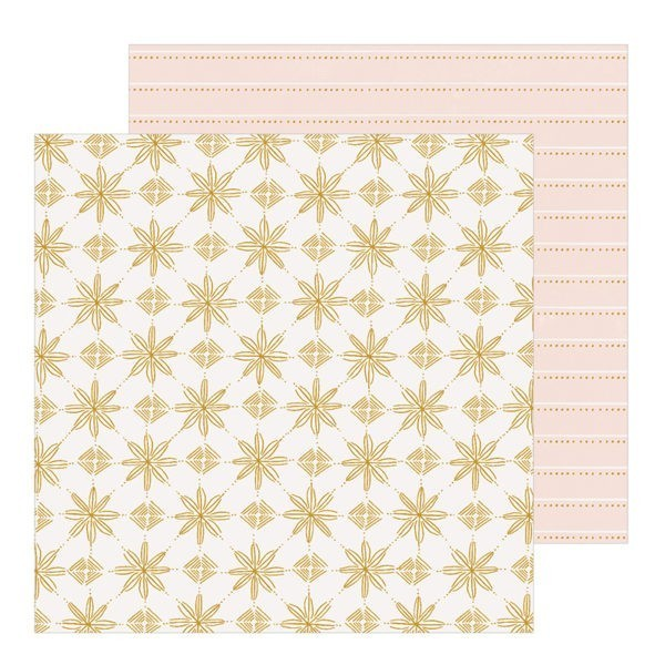 Liebe Papier - Snowcapped - Snowflake - Crate Paper