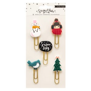 Liebe Papier - Snowflake - Paper Clips