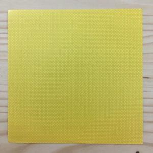 Liebe Papier - Papel Poa Amarelo Mostarda