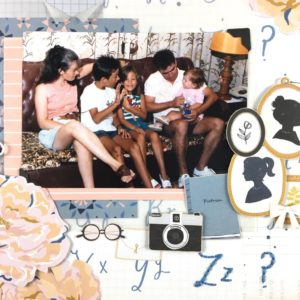 Liebe Papier - Memory Box Dezembro 2019
