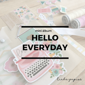 Liebe Papier - Hello Everyday - Curso Online