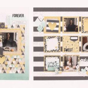 Liebe Papier - Curso Online - Memory - Outubro 2019