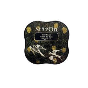 Liebe Papier - Stazon Midi - Jet Black
