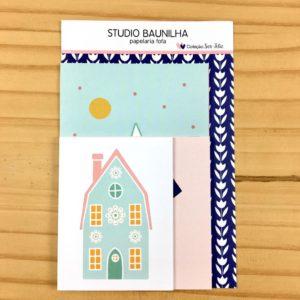 Liebe Papier - Studio Baunilha - Ser Feliz - Cards