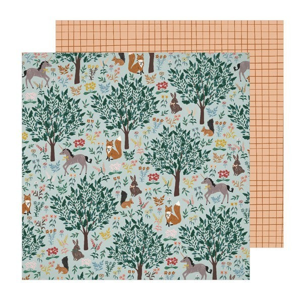 Liebe Papier - Crate Paper - Magical Forest - Imaginary