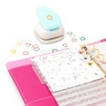Liebe Papier - we r Memory Keepers  - Reinforc Hole