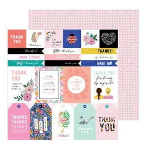 Liebe Papier - Jen Hadfield - Hey! Hello! -  Thank You Sentiments