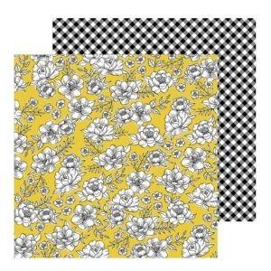 Liebe Papier - Jen Hadfield - Hey Hello - Yellow Roses