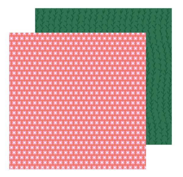 Liebe Papier - Jen Hadfield - Hey Hello - Pink Posies