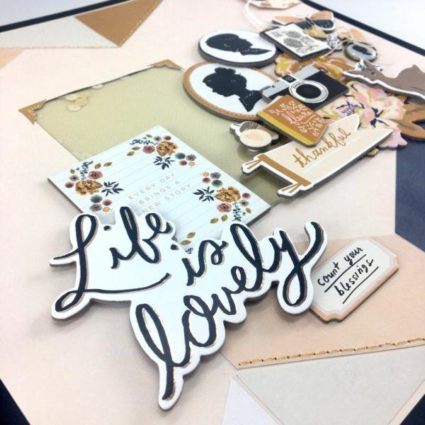 Liebe Papier - Curso Online - Memory Club 13
